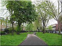 TQ3581 : Stepney Green by Nigel Cox