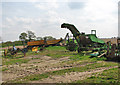TG0730 : Farming machinery and implements by Evelyn Simak