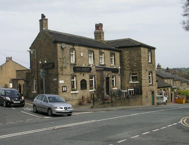 White Horse Inn - Leeds Road, Hipperholme