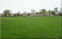 SE1323 : Playing Fields - Halifax Road by Betty Longbottom