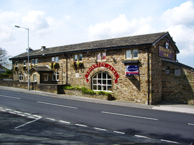 Thornton Arms, Brownside Road, Burnley