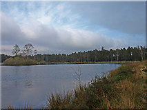 NU0702 : Nelly's Moss Lake, Cragside Country Park by wfmillar