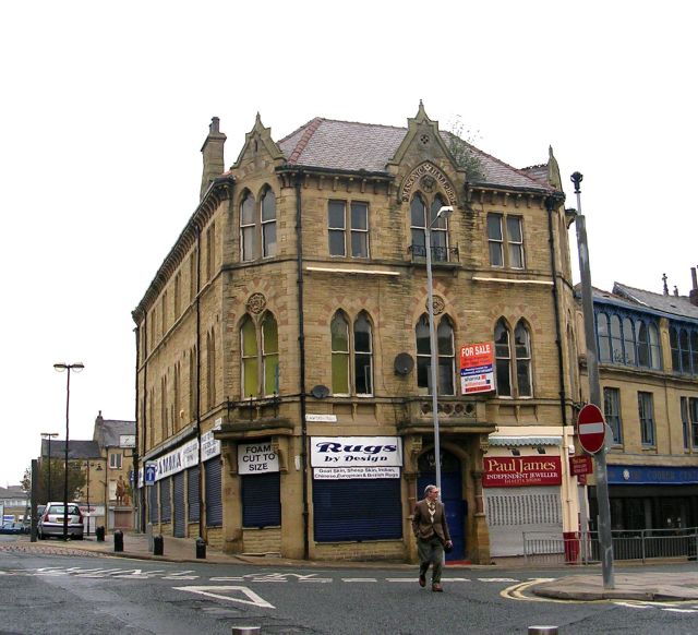 Masonic Hall - Rawson Square