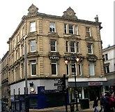 SE1633 : Former Bradford Liberal Club - Kirkgate by Betty Longbottom