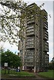 TQ2976 : Durrington Tower, Westbury Estate by David Lally