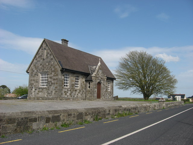 School at Esker, Co. Galway