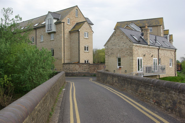 Old mill, Offord Cluny