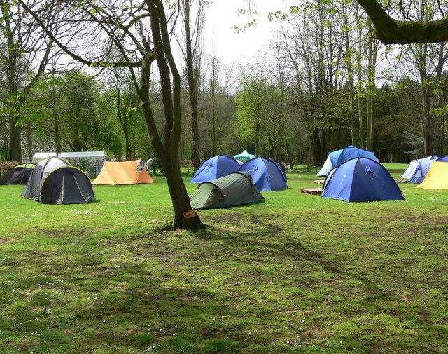 Willesley Camp Site