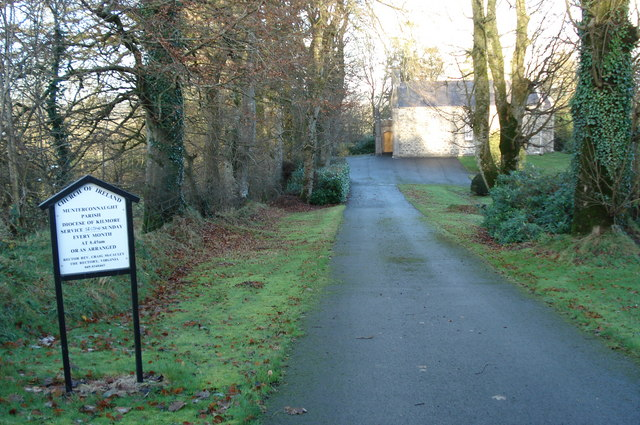 Munterconnaught Parish, Church of Ireland