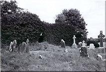S5232 : Church and graveyard at Kilkeasy, Co. Kilkenny by Kieran Campbell