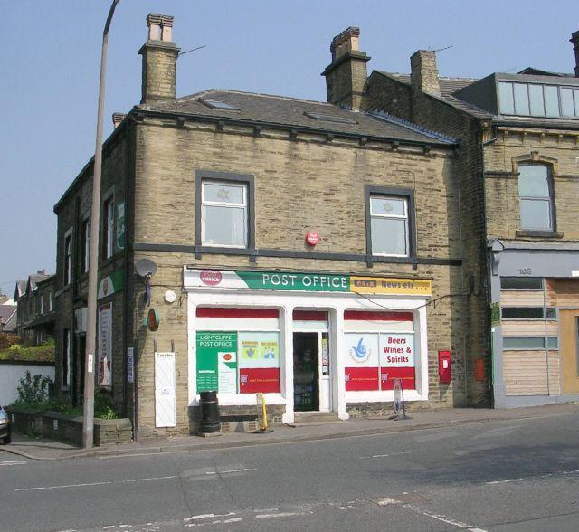 Post Office - Wakefield Road, Hipperholme