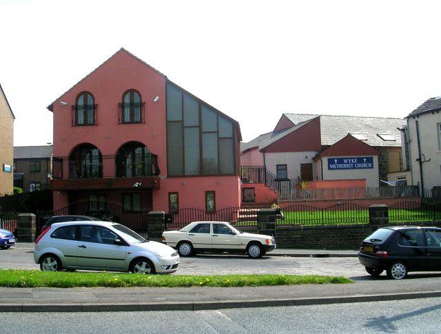 Wyke Methodist Church - Huddersfield Road