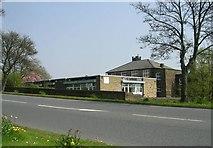 SE1527 : Wyke Manor Community College - Woodside Road by Betty Longbottom