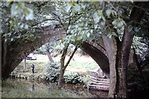 NZ7805 : Beggar's Bridge Glaisdale by John Firth