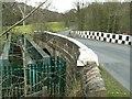 SK2998 : Soughley Lane Bridge by John Fielding
