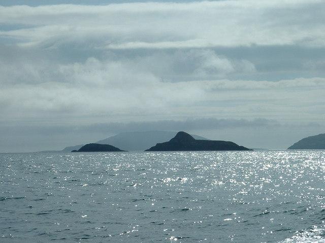The Gwylan islands