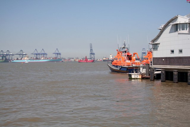 Harwich Lifeboats and Lightship