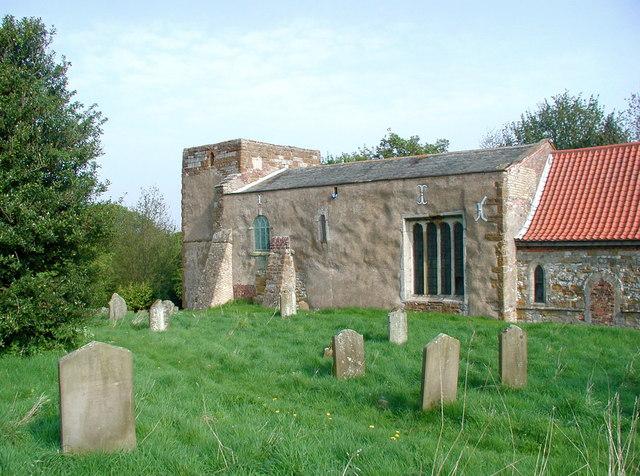 St Mary's Church, Barnetby le Wold