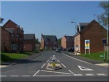 SJ9712 : Colliers Way, Huntington by Geoff Pick