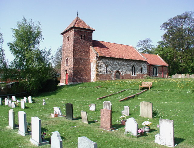 St Andrew's Church, Bonby