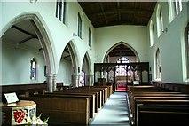 SK8976 : St.Botolph's nave by Richard Croft