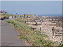 NZ6124 : Seafront at Redcar by Stephen McCulloch