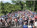 NT4528 : The Meridia Mountain Bike Cross Country Race by Iain Lees