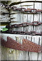 SZ0277 : Capstan Winch, Stone Mine, Durlston by Nigel Mykura