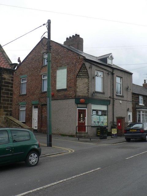 Lazenby: post office