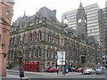 NZ4920 : Middlesbrough: town hall by Chris Downer