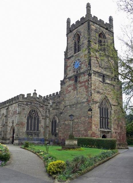 The Parish Church of St. Helen