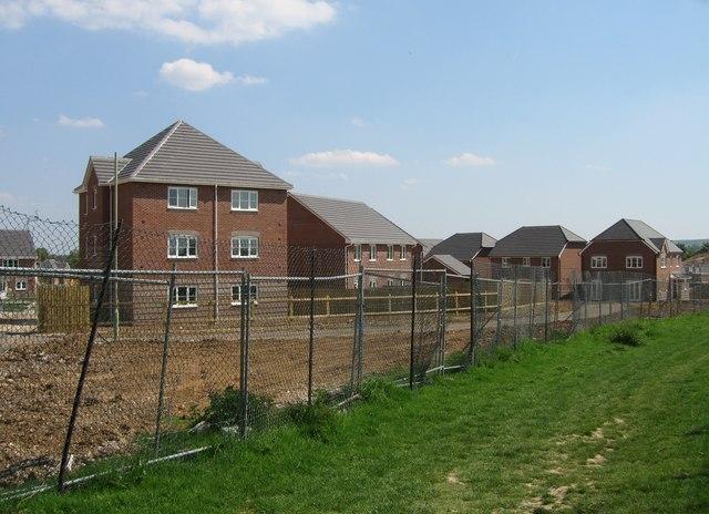 New Housing - Highfields