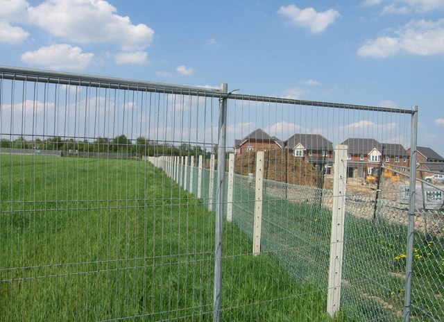 Edge of the New Estate