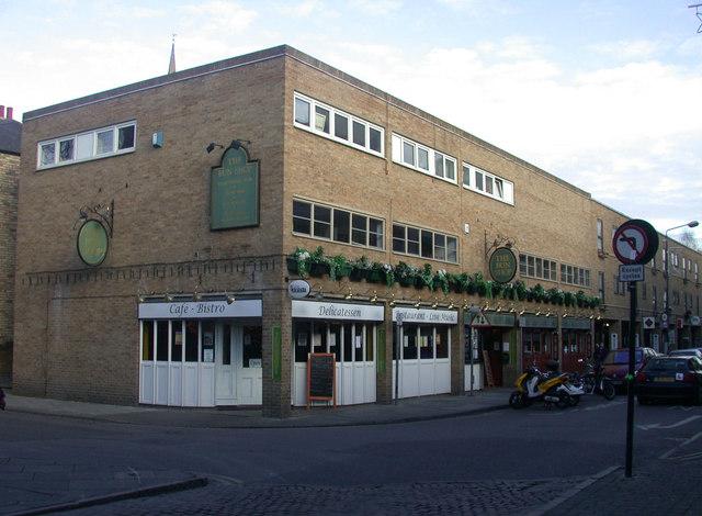 The Bun Shop, King Street