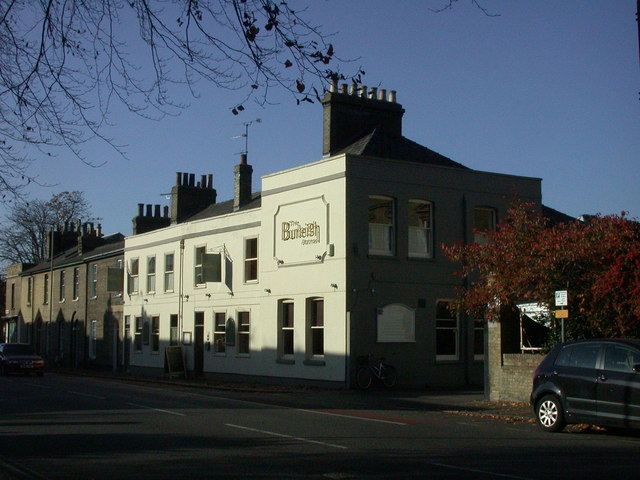 The Burleigh Arms, Newmarket Road