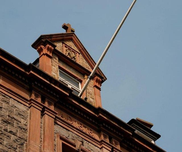 Former police station, Belfast (2)