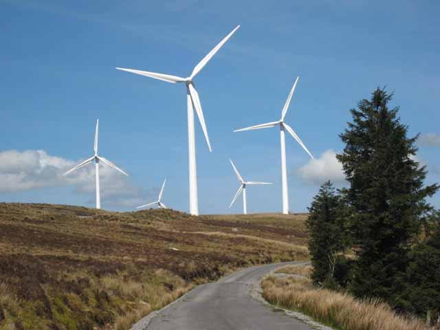 Black Banks Wind Farm