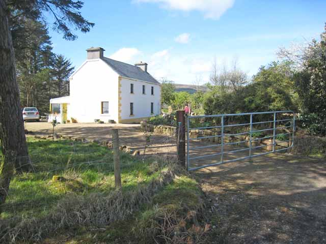 House in the Arigna valley