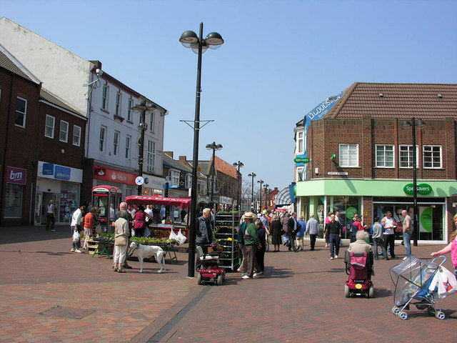 High Street (centre)