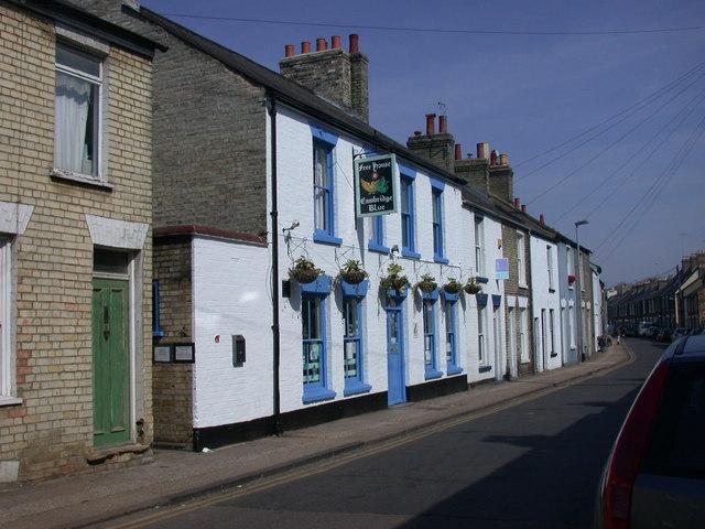 The Cambridge Blue, Gwydir Street