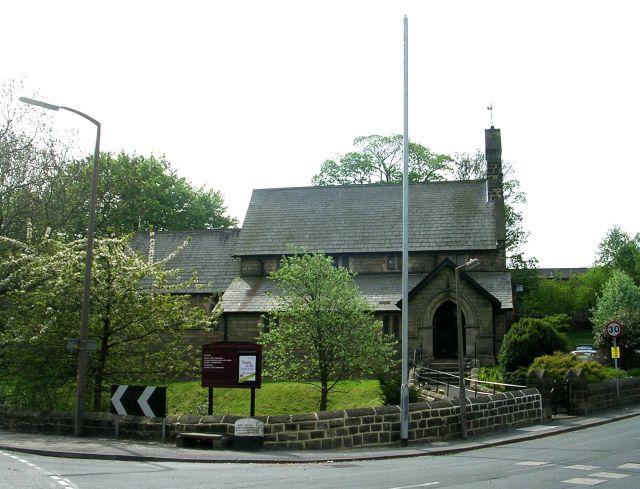 St Giles Church - Church Hill, Bramhope