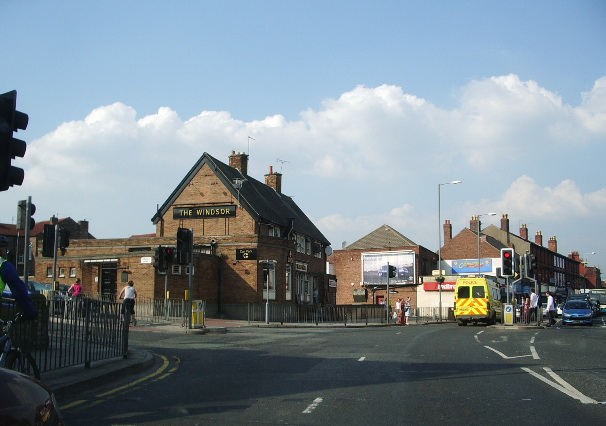 The Windsor, 1 Walton Vale, Liverpool 9