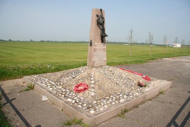 RAF Wickenby Memorial