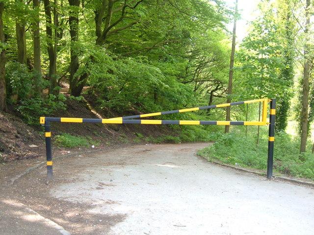 Entrance to Daisy Nook