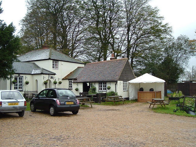 The Pub With No Name (The White Horse)