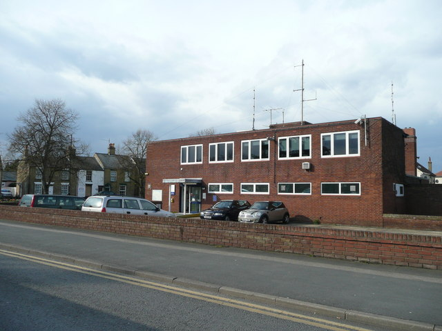 Ely Police Station
