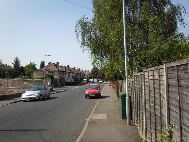 Birchwood Road
