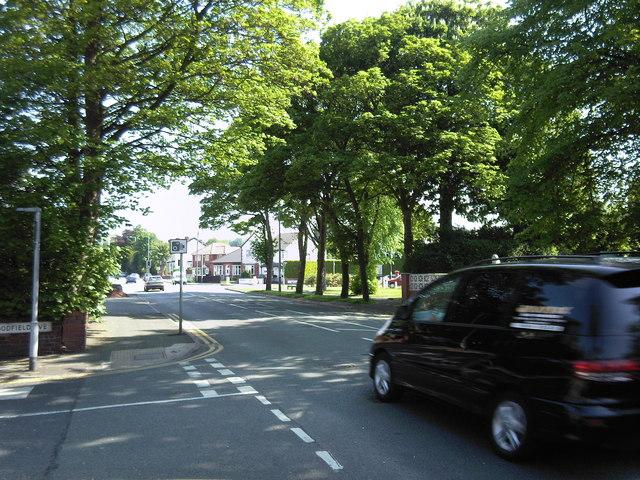 Penn Road, Wolverhampton.