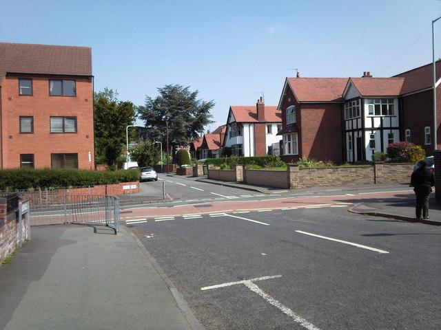 Woodfield avenue, Coalway road junction.