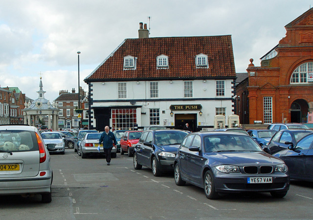 The Push Inn, Beverley